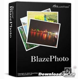 BlazePhoto Professional 2.5.0.0