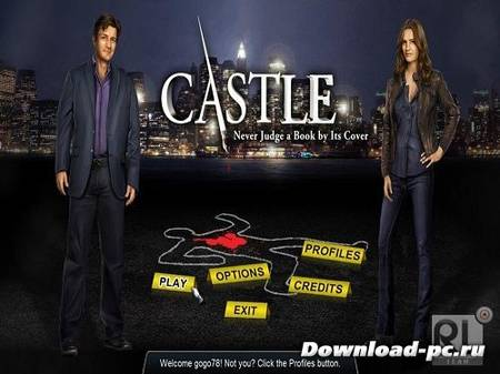 Castle: Never Judge a Book by Its Cover (2013/Eng)