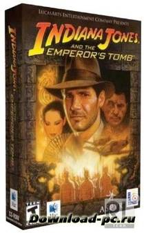 Indiana Jones and the Emperor's Tomb / Индиана Джонс и Гробница императора (2003/RePack/RUS/ENG)
