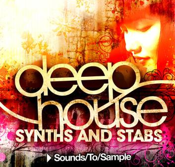 Sounds To Sample Deep House Synths MULTiFORMAT SCD DVDR-SONiTUS