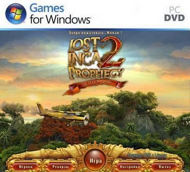 Lost Inca Prophecy 2: The Hollow Island / Древнее пророчество инков 2 (2012/RUS)