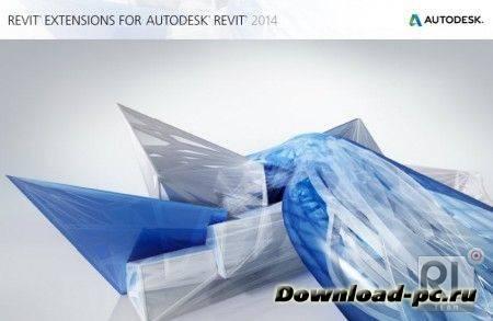 Autodesk Revit Extensions 2014 Multilingual