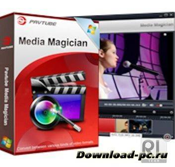 Pavtube Media Magician for Windows 1.0.0.751