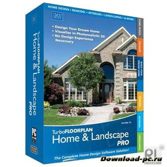 IMSI TurboFloorPlan 3D Home and Landscape Pro v.16.0.C1.901 + Rus