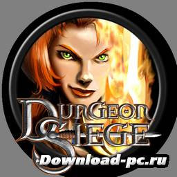 Dungeon Siege + Legends of Aranna + MOD's (2003/RUS/RePack by R.G.Catalyst)