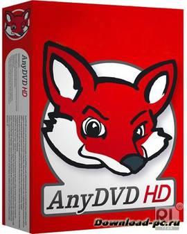 AnyDVD & AnyDVD HD 7.1.8.0 Final