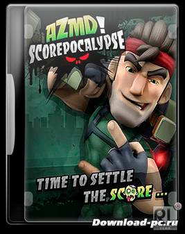 All Zombies Must Die Scorepocalypse -ALiAS (2013/ENG/MULTI5)