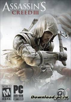 Assassin's Creed III. Deluxe Edition v1.03 + 3 DLC (2012/Rus/Rip by Dumu4)