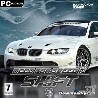 Need For Speed SHIFT (2009/RUS)