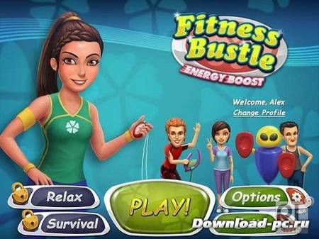 Fitness Bustle: Energy Boost (2013/Eng) Beta