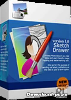 SoftOrbits Sketch Drawer 1.1 Ml/RUS