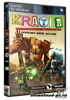 Krater. Shadows over Solside - Collector's Edition (v.1.1.03/RUS/ENG/MULTi7) Steam-Rip от R.G. Origins