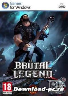Brutal Legend + Soundtrack (2013/ENG/MULTI5-THETA)
