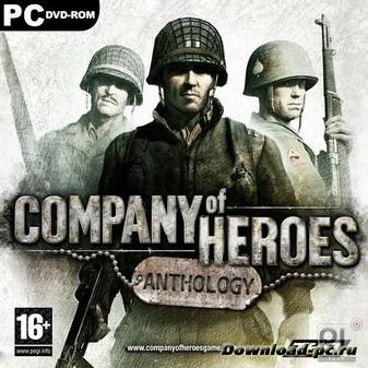 Company of Heroes - Антология / Company of Heroes - New Steam Version (2013/RUS/ENG/RePack by R.G.Catalyst)