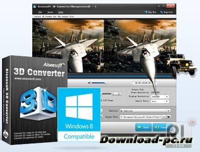 Aiseesoft 3D Converter 6.3.18.15391 + RUS