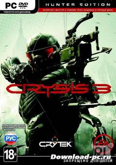Crysis 3: Hunter Edition (2013/RUS/ENG/POL/Origin-Rip от R.G. GameWorks)