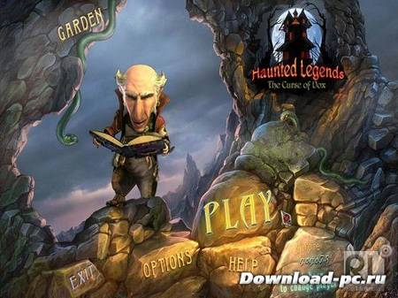 Haunted Legends 4: The Curse of Vox (2013/Eng) Beta