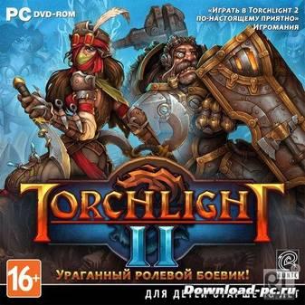 Torchlight II *v.1.24.5.8 RLD* (2012/RUS/MULTI4/RePack by R.G.Catalyst)