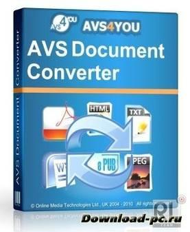 AVS Document Converter 2.2.4.210