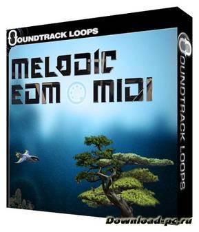 Soundtrack Loops Melodic EDM MIDI ACiD WAV MiDi AiFF LiVE PACK