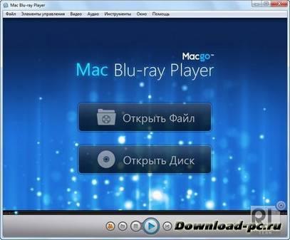 Mac Blu-ray Player 2.8.4.1201