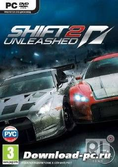Shift 2: Unleashed + DLC + Mods (2011/ENG/RUS/RePack by Meerk4t)